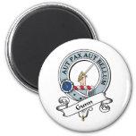 Gunn Clan Badge Refrigerator Magnet