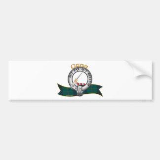 Gunn Clan Bumper Sticker