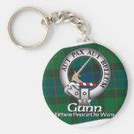 Gunn Clan Key Chain