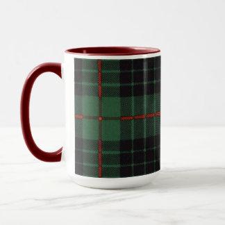 Gunn clan Plaid Scottish tartan Mug