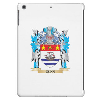 Gunn Coat of Arms - Family Crest iPad Air Cover