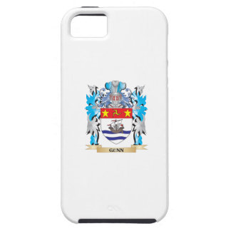 Gunn Coat of Arms - Family Crest iPhone 5 Cover