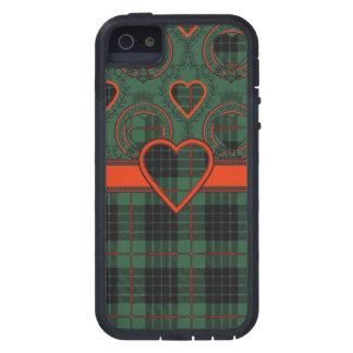 Gunn Scottish clan tartan - Plaid Cover For iPhone 5
