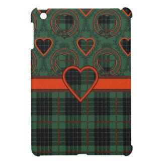 Gunn Scottish clan tartan - Plaid iPad Mini Cases