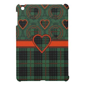 Gunn Scottish clan tartan - Plaid iPad Mini Case