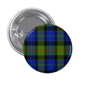 Gunn Scottish Tartan Button