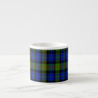 Gunn Scottish Tartan Espresso Cup