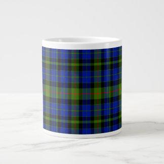 Gunn Scottish Tartan Giant Coffee Mug