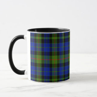 Gunn Scottish Tartan Mug