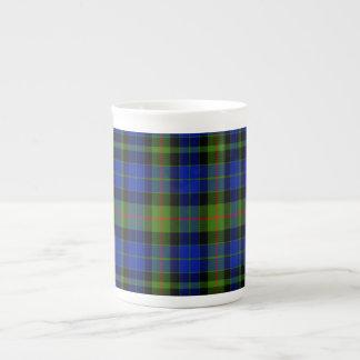 Gunn Scottish Tartan Tea Cup