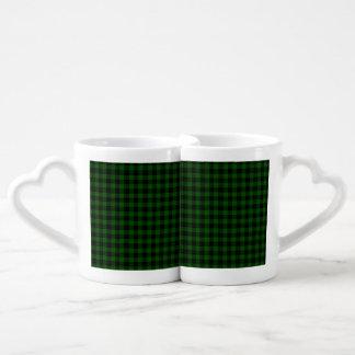 Gunn Tartan Coffee Mug Set