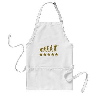 gunner evolution 5 stars adult apron