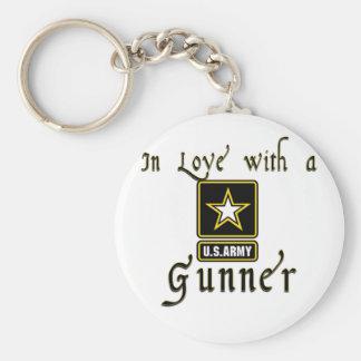 gunner key chain