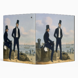 Gunners, Boatswains and Carpenters, plate 11 from 3 Ring Binders