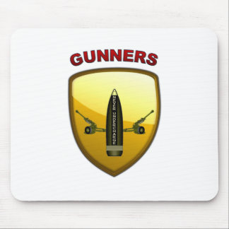 GUNNERS MOUSE PAD