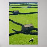Gunnerside, poster de los valles de Yorkshire