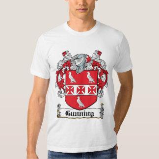 Gunning Family Crest Shirt