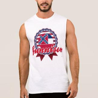 Gunnison, ms camiseta sin mangas