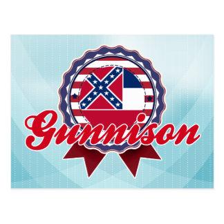 Gunnison, ms postal