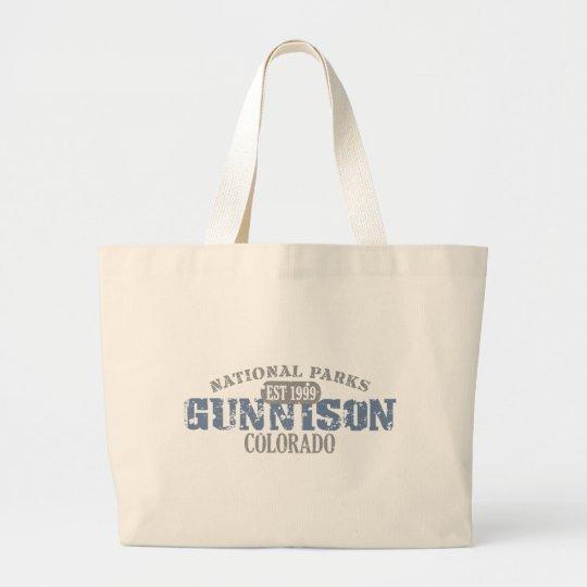 Gunnison National Park Large Tote Bag