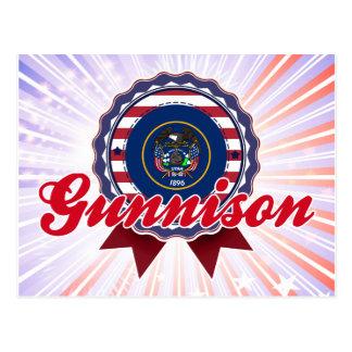 Gunnison, UT Postales