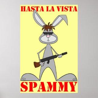 Gunny Bunny print