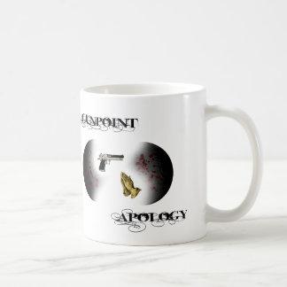Gunpoint Apology Coffee Mug