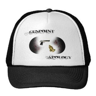 Gunpoint Apology Trucker Hat