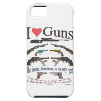 guns2 iPhone 5 covers