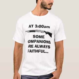 GUNS 12ga AT 3:00... T-Shirt