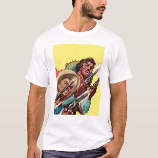 Guns A Blazing T-Shirt