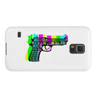Guns and Candy Galaxy S5 Cases
