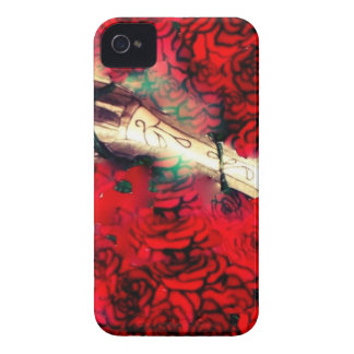 Guns and roses iPhone 4 cover