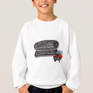 Guns and Rovers Red Rover Sweatshirt