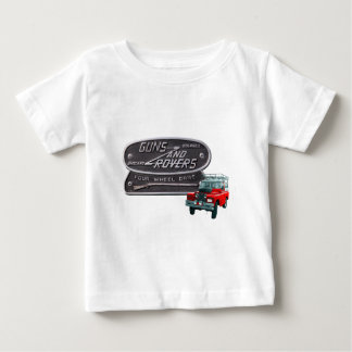 Guns and Rovers Red Rover T Shirt