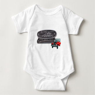 Guns and Rovers Red Rover Tee Shirt