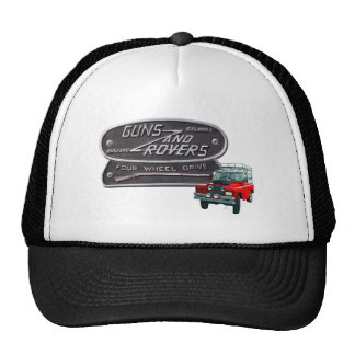 Guns and Rovers Red Rover Trucker Hat