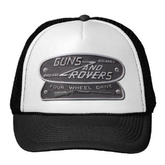 Guns and Rovers Shotgun Logo Trucker Hat