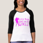 GUNS ARE FOR GIRLS TEE SHIRTS