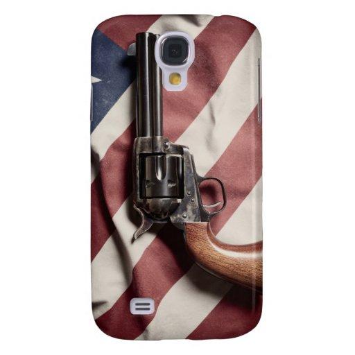 Guns are Great! Samsung Galaxy S4 Case