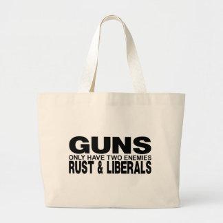 GUNS TOTE BAGS