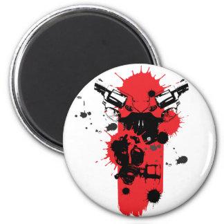 Guns, Blood & Pollution Magnet