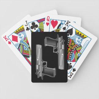 Guns Card deck