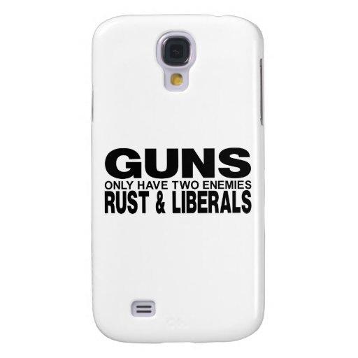 GUNS GALAXY S4 COVERS