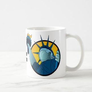 Guns Equal Liberty Coffee Mug