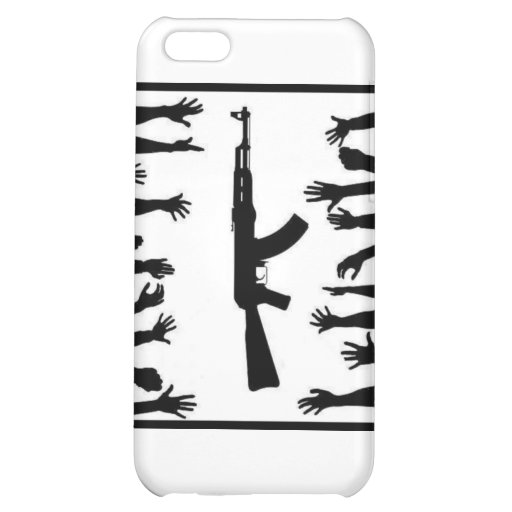 Guns in Arms iPhone 5C Covers