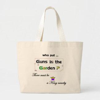 Guns in the Garden Tote
