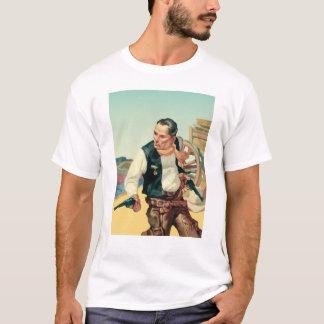 Guns In The West T-Shirt