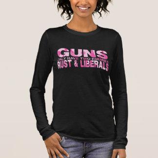 GUNS LONG SLEEVE T-Shirt