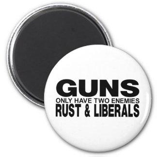 GUNS MAGNET